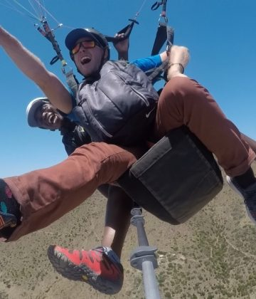 Paraglide South Africa
